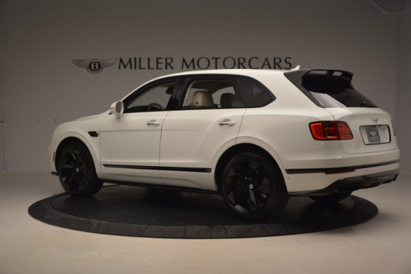 Used 2018 Bentley Bentayga Black Edition for sale Call for price at Bugatti of Greenwich in Greenwich CT 06830 4