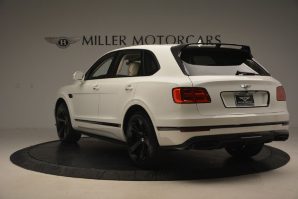 Used 2018 Bentley Bentayga Black Edition for sale Call for price at Bugatti of Greenwich in Greenwich CT 06830 5