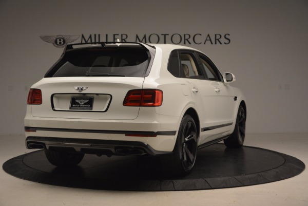 Used 2018 Bentley Bentayga Black Edition for sale Call for price at Bugatti of Greenwich in Greenwich CT 06830 7