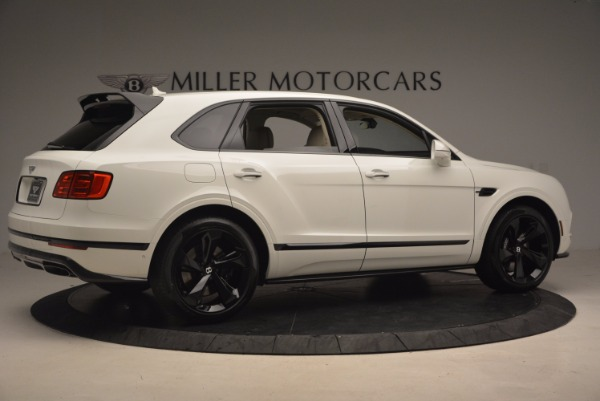 Used 2018 Bentley Bentayga Black Edition for sale Call for price at Bugatti of Greenwich in Greenwich CT 06830 8