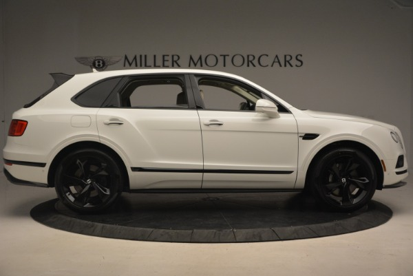 Used 2018 Bentley Bentayga Black Edition for sale Call for price at Bugatti of Greenwich in Greenwich CT 06830 9