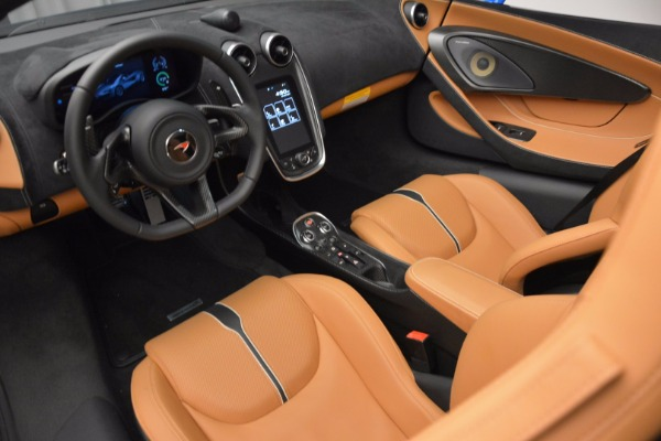 Used 2018 McLaren 570S Spider for sale Sold at Bugatti of Greenwich in Greenwich CT 06830 26