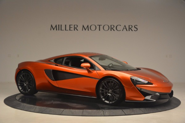 Used 2017 McLaren 570S for sale Sold at Bugatti of Greenwich in Greenwich CT 06830 11