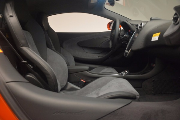Used 2017 McLaren 570S for sale Sold at Bugatti of Greenwich in Greenwich CT 06830 22