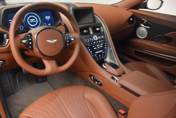 Used 2017 Aston Martin DB11 for sale Sold at Bugatti of Greenwich in Greenwich CT 06830 14