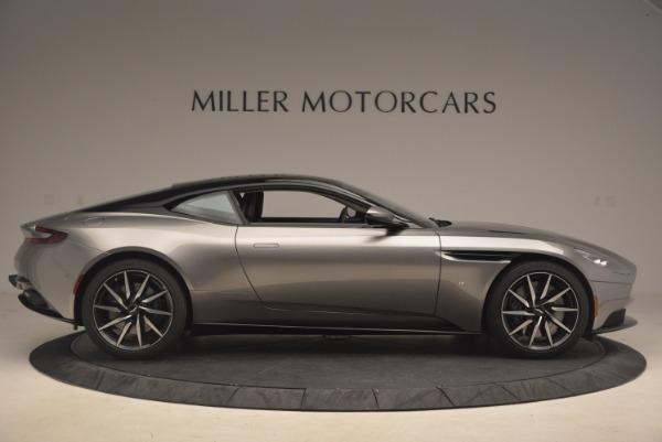 New 2017 Aston Martin DB11 for sale Sold at Bugatti of Greenwich in Greenwich CT 06830 9