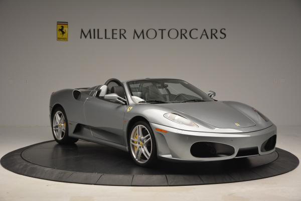 Used 2009 Ferrari F430 Spider F1 for sale Sold at Bugatti of Greenwich in Greenwich CT 06830 11