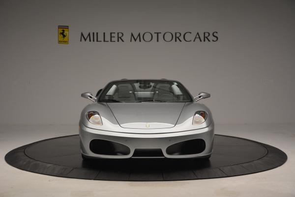 Used 2009 Ferrari F430 Spider F1 for sale Sold at Bugatti of Greenwich in Greenwich CT 06830 12