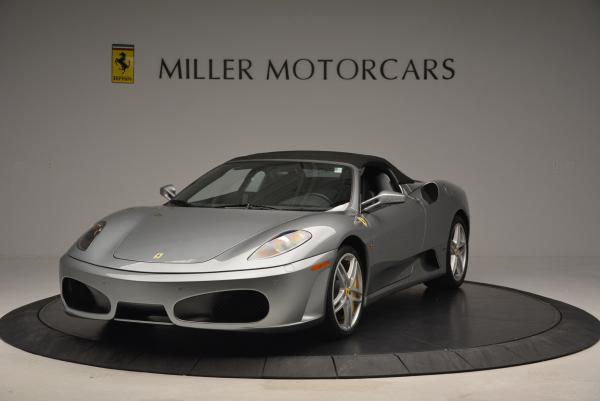 Used 2009 Ferrari F430 Spider F1 for sale Sold at Bugatti of Greenwich in Greenwich CT 06830 13
