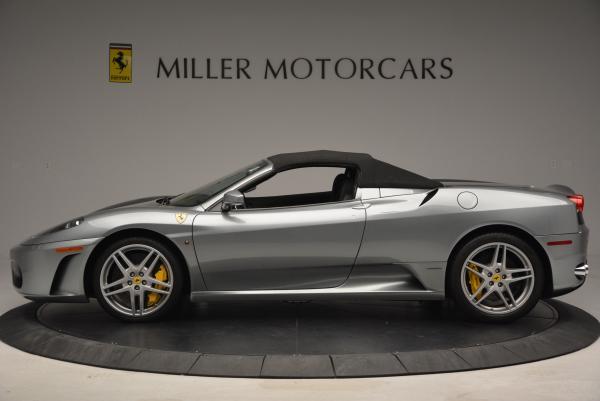 Used 2009 Ferrari F430 Spider F1 for sale Sold at Bugatti of Greenwich in Greenwich CT 06830 15