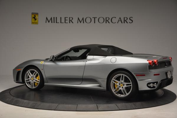 Used 2009 Ferrari F430 Spider F1 for sale Sold at Bugatti of Greenwich in Greenwich CT 06830 16