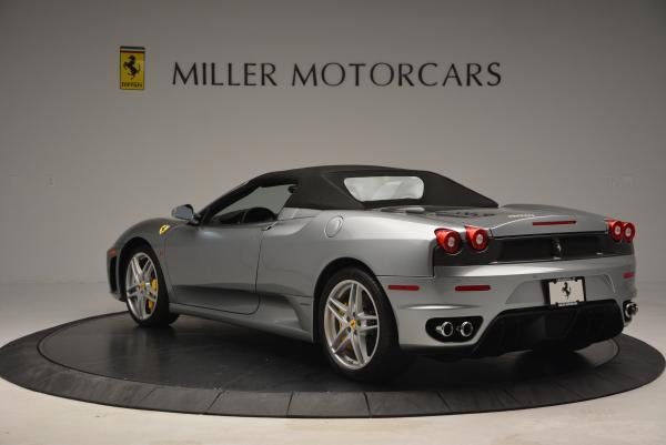 Used 2009 Ferrari F430 Spider F1 for sale Sold at Bugatti of Greenwich in Greenwich CT 06830 17