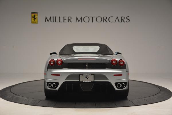 Used 2009 Ferrari F430 Spider F1 for sale Sold at Bugatti of Greenwich in Greenwich CT 06830 18