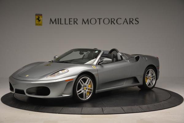 Used 2009 Ferrari F430 Spider F1 for sale Sold at Bugatti of Greenwich in Greenwich CT 06830 2