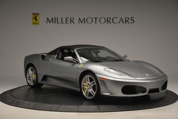 Used 2009 Ferrari F430 Spider F1 for sale Sold at Bugatti of Greenwich in Greenwich CT 06830 23