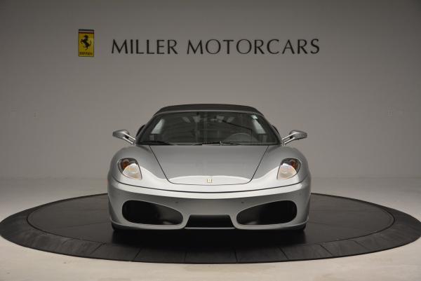 Used 2009 Ferrari F430 Spider F1 for sale Sold at Bugatti of Greenwich in Greenwich CT 06830 24