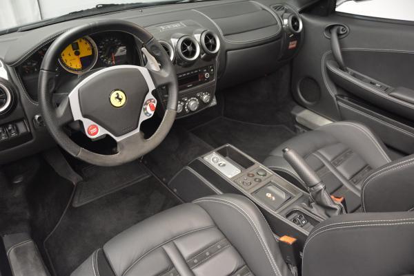 Used 2009 Ferrari F430 Spider F1 for sale Sold at Bugatti of Greenwich in Greenwich CT 06830 28