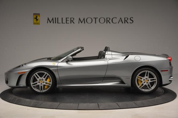 Used 2009 Ferrari F430 Spider F1 for sale Sold at Bugatti of Greenwich in Greenwich CT 06830 3