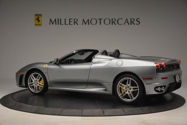 Used 2009 Ferrari F430 Spider F1 for sale Sold at Bugatti of Greenwich in Greenwich CT 06830 4