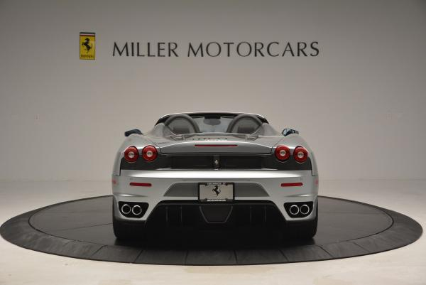 Used 2009 Ferrari F430 Spider F1 for sale Sold at Bugatti of Greenwich in Greenwich CT 06830 6