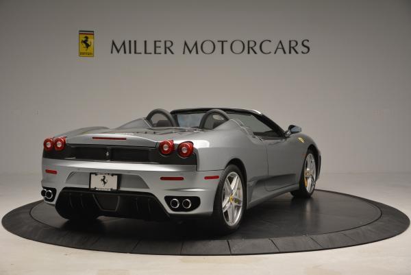 Used 2009 Ferrari F430 Spider F1 for sale Sold at Bugatti of Greenwich in Greenwich CT 06830 7