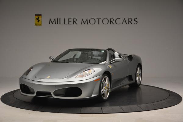 Used 2009 Ferrari F430 Spider F1 for sale Sold at Bugatti of Greenwich in Greenwich CT 06830 1
