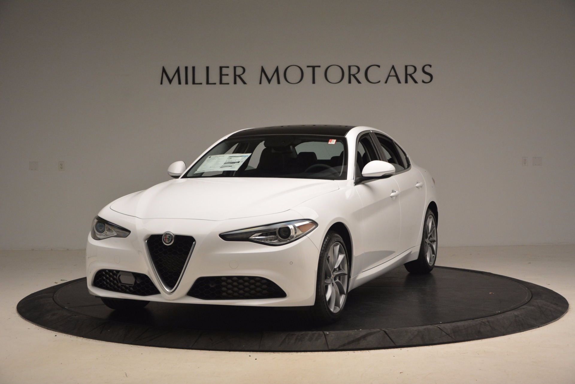 New 2017 Alfa Romeo Giulia Q4 for sale Sold at Bugatti of Greenwich in Greenwich CT 06830 1