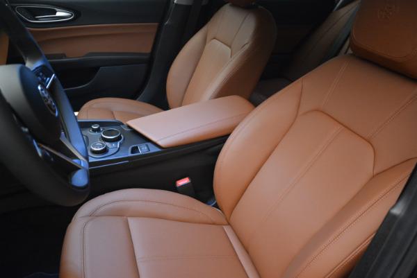 New 2017 Alfa Romeo Giulia Q4 for sale Sold at Bugatti of Greenwich in Greenwich CT 06830 10