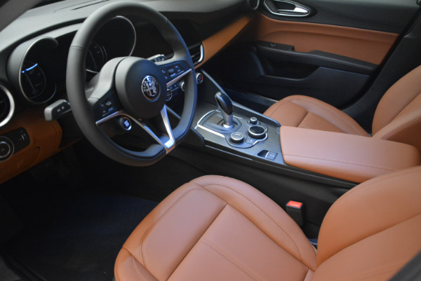 New 2017 Alfa Romeo Giulia Q4 for sale Sold at Bugatti of Greenwich in Greenwich CT 06830 11