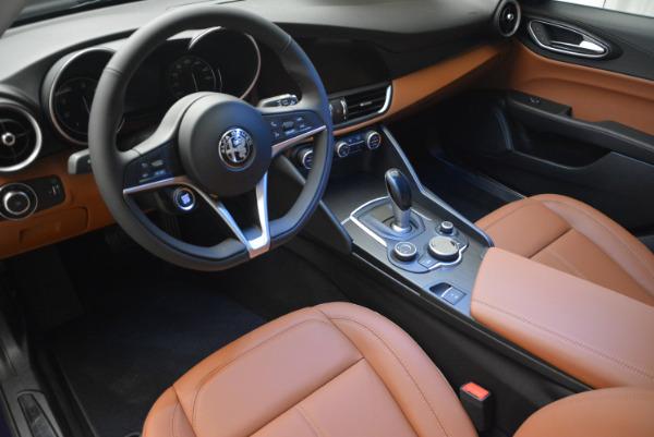 New 2017 Alfa Romeo Giulia Q4 for sale Sold at Bugatti of Greenwich in Greenwich CT 06830 12