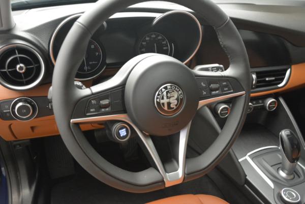 New 2017 Alfa Romeo Giulia Q4 for sale Sold at Bugatti of Greenwich in Greenwich CT 06830 13