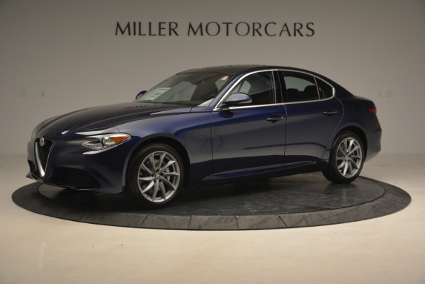 New 2017 Alfa Romeo Giulia Q4 for sale Sold at Bugatti of Greenwich in Greenwich CT 06830 2