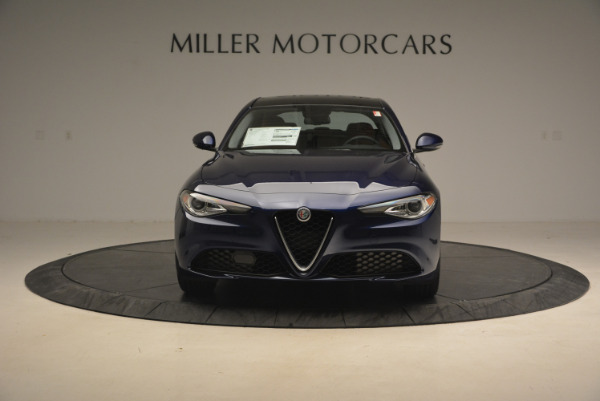New 2017 Alfa Romeo Giulia Q4 for sale Sold at Bugatti of Greenwich in Greenwich CT 06830 9