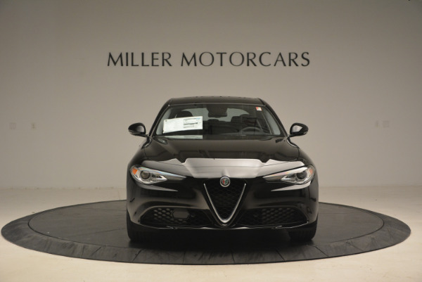 New 2017 Alfa Romeo Giulia Q4 for sale Sold at Bugatti of Greenwich in Greenwich CT 06830 12