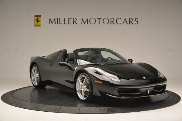 Used 2013 Ferrari 458 Spider for sale Sold at Bugatti of Greenwich in Greenwich CT 06830 11