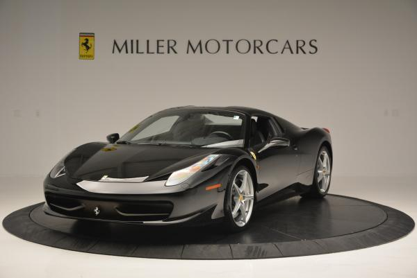 Used 2013 Ferrari 458 Spider for sale Sold at Bugatti of Greenwich in Greenwich CT 06830 13