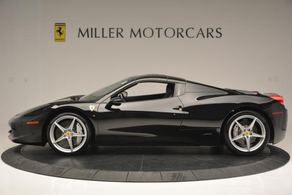 Used 2013 Ferrari 458 Spider for sale Sold at Bugatti of Greenwich in Greenwich CT 06830 15