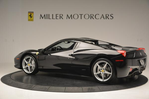 Used 2013 Ferrari 458 Spider for sale Sold at Bugatti of Greenwich in Greenwich CT 06830 16