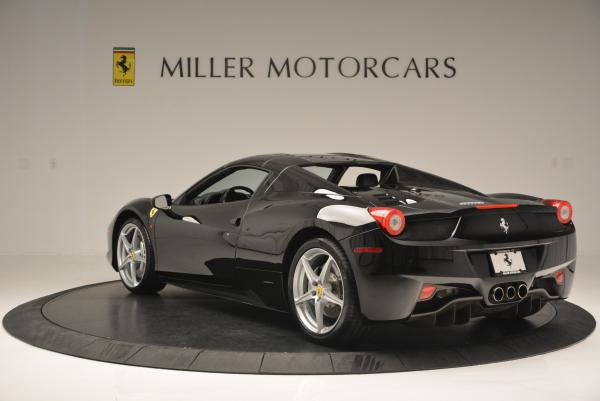 Used 2013 Ferrari 458 Spider for sale Sold at Bugatti of Greenwich in Greenwich CT 06830 17