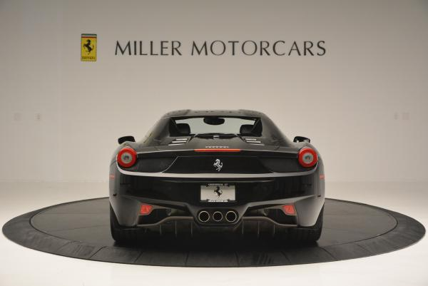 Used 2013 Ferrari 458 Spider for sale Sold at Bugatti of Greenwich in Greenwich CT 06830 18