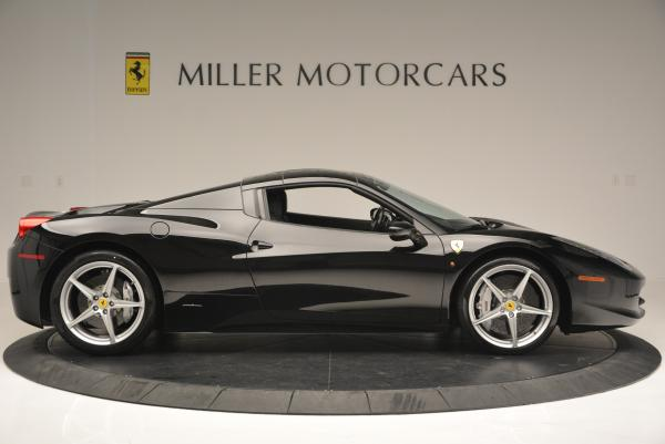 Used 2013 Ferrari 458 Spider for sale Sold at Bugatti of Greenwich in Greenwich CT 06830 21