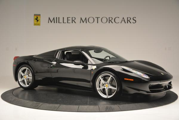 Used 2013 Ferrari 458 Spider for sale Sold at Bugatti of Greenwich in Greenwich CT 06830 22
