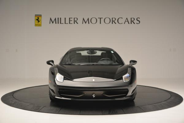 Used 2013 Ferrari 458 Spider for sale Sold at Bugatti of Greenwich in Greenwich CT 06830 24