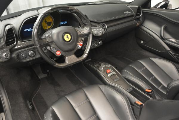 Used 2013 Ferrari 458 Spider for sale Sold at Bugatti of Greenwich in Greenwich CT 06830 25