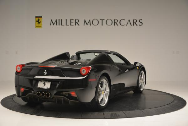 Used 2013 Ferrari 458 Spider for sale Sold at Bugatti of Greenwich in Greenwich CT 06830 7