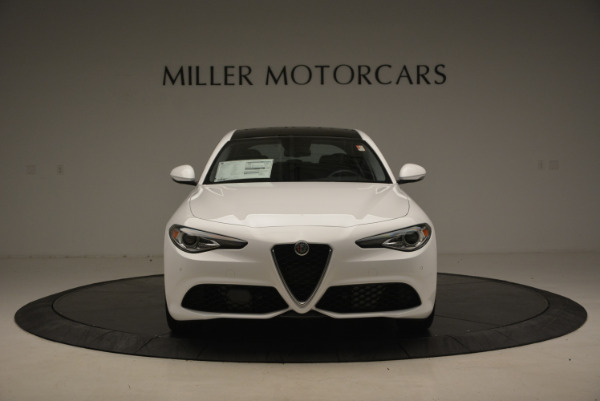 New 2017 Alfa Romeo Giulia Ti Sport Q4 for sale Sold at Bugatti of Greenwich in Greenwich CT 06830 12