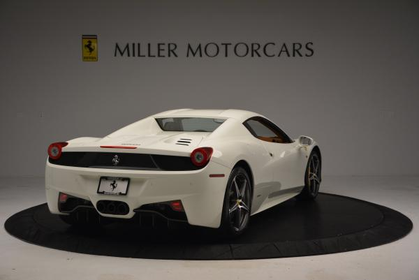 Used 2012 Ferrari 458 Spider for sale Sold at Bugatti of Greenwich in Greenwich CT 06830 19