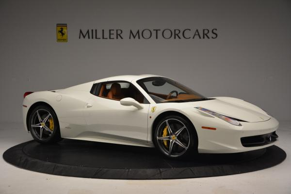 Used 2012 Ferrari 458 Spider for sale Sold at Bugatti of Greenwich in Greenwich CT 06830 22