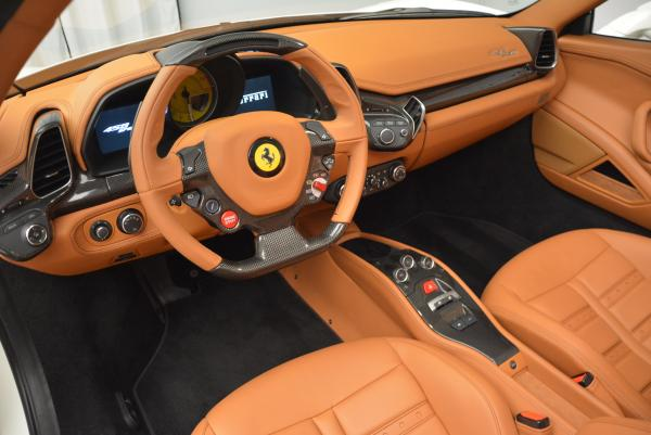 Used 2012 Ferrari 458 Spider for sale Sold at Bugatti of Greenwich in Greenwich CT 06830 25