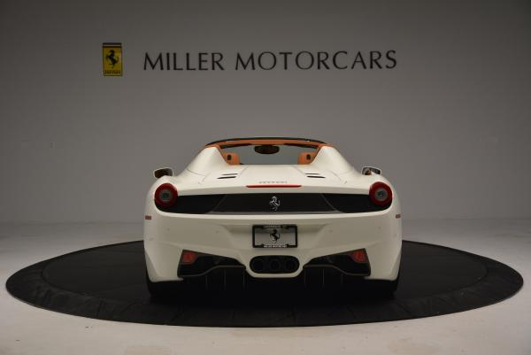 Used 2012 Ferrari 458 Spider for sale Sold at Bugatti of Greenwich in Greenwich CT 06830 6